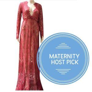 Dresses & Skirts - Maternity Pregnancy Photography Props Long Dress
